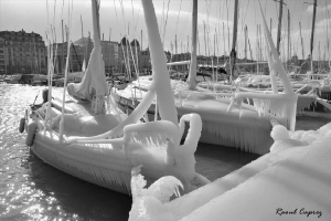 Ice boats